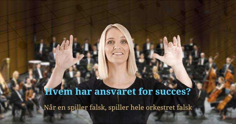 Organisationsudvikling, performance og resultatskabelse